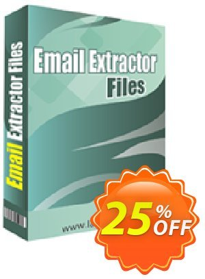 Email Extractor Files Coupon, discount 10%OFF. Promotion: big discount code of Email Extractor Files 2019