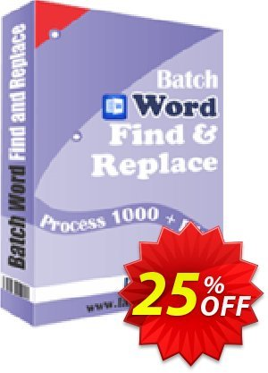 LantechSoft Batch Word Find & Replace Coupon, discount Christmas Offer. Promotion: best discounts code of Batch Word Find & Replace 2020