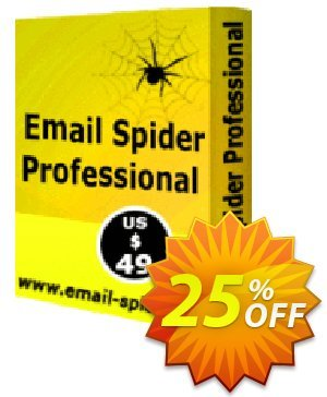 Web Email Spider Pro Coupon, discount 10%OFF. Promotion: awful discounts code of Web Email Spider Pro 2019