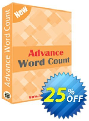 LantechSoft Advance Word Count 프로모션 코드 Christmas Offer 프로모션: impressive deals code of Advance Word Count 2020