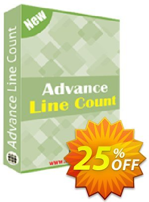 LantechSoft Advance Line Count Coupon, discount Christmas Offer. Promotion: wonderful promotions code of Advance Line Count 2020