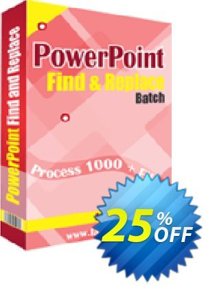 Powerpoint Find and Replace Batch Coupon, discount 10%OFF. Promotion: amazing deals code of Powerpoint Find and Replace Batch 2019