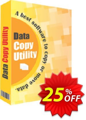 Data Copy Utility Coupon, discount 10%OFF. Promotion: wondrous sales code of Data Copy Utility 2019