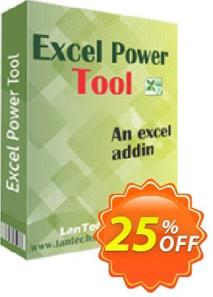 LantechSoft Excel Power Tool Coupon, discount Christmas Offer. Promotion: wondrous discount code of Excel Power Tool 2020