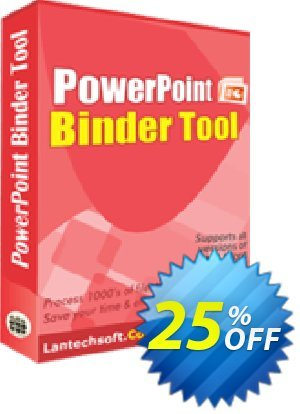 LantechSoft PowerPoint Binder Tool discount coupon Christmas Offer - imposing deals code of PowerPoint Binder Tool 2020