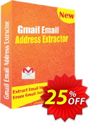 Gmail Email Address Extractor Coupon, discount 10%OFF. Promotion: best deals code of Gmail Email Address Extractor 2019