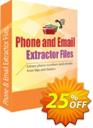 Phone and Email Extractor Files Coupon, discount 10%OFF. Promotion: dreaded promotions code of Phone and Email Extractor Files 2019