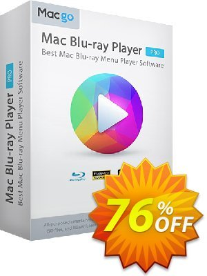Macgo Mac Blu-ray Player Pro discount coupon Macgo Mac Blu-ray Player Pro Wonderful discount code 2020 - Wonderful discount code of Macgo Mac Blu-ray Player Pro 2020