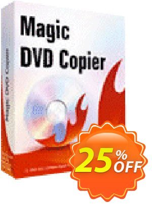 Magic DVD Copier (Full License + 1 Year Upgrades) discount coupon Promotion offer for MDC (FL+1) - wonderful promotions code of MDC (Full License+1 Year Upgrades) 2020