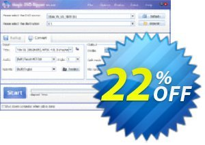 Magic DVD Ripper (Full License + 2 Years Upgrades) discount coupon Promotion offer for MDR(FL+2) - formidable promotions code of Magic DVD Ripper (Full License+2 Years Upgrades) 2020