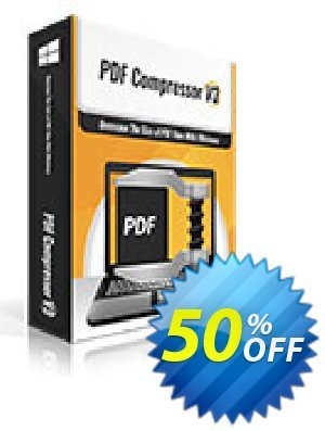 PDF Compressor V3 Coupon, discount PDF Compressor V3 awful sales code 2020. Promotion: awful sales code of PDF Compressor V3 2020