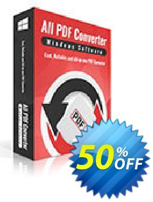 All PDF Converter Pro Coupon, discount All PDF Converter Pro awful discount code 2020. Promotion: awful discount code of All PDF Converter Pro 2020
