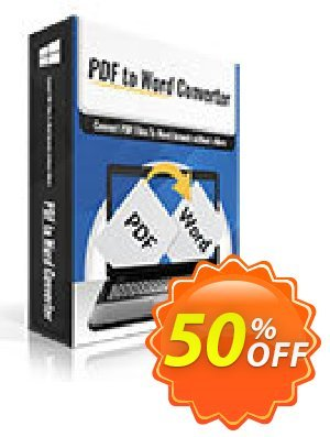 PDFtoWord Converter Coupon discount PDFtoWord Converter exclusive promo code 2020. Promotion: exclusive promo code of PDFtoWord Converter 2020