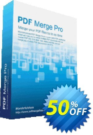 Wonderfulshare PDF Merge Pro Coupon, discount Promotion for thesoftware.shop. Promotion: wondrous deals code of Wonderfulshare PDF Merge Pro 2019