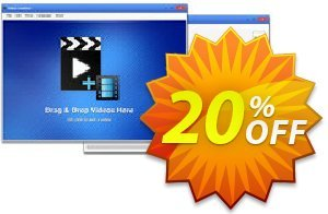 Reezaa Video Combiner Pro Coupon, discount Video Combiner Pro Awful deals code 2021. Promotion: Awful deals code of Video Combiner Pro 2021
