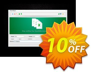 Reezaa Excel Merger Pro Coupon, discount Excel Merger Pro Big discounts code 2020. Promotion: Big discounts code of Excel Merger Pro 2020