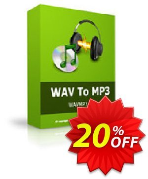 Reezaa WAV To MP3 Coupon, discount WAV To MP3 imposing deals code 2020. Promotion: imposing deals code of WAV To MP3 2020