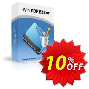 Reezaa WinPDFEditor discount coupon WinPDFEditor special offer code 2021 - special offer code of WinPDFEditor 2021