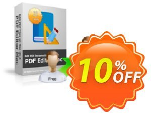 Reezaa PDF Editor Mac PRO Coupon discount PDF Editor Mac PRO big deals code 2021