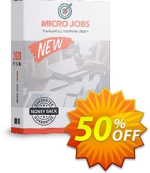 PremiumPress Micro Jobs Theme discount coupon INSTAGRAM DISCOUNT - formidable deals code of Responsive Micro Jobs Theme 2020