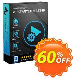 PC Startup Master 3 PRO Coupon, discount 50% Off. Promotion: stirring sales code of PC Startup Master 3 PRO 2019