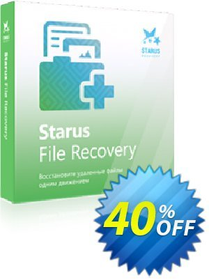 Starus File Recovery Coupon, discount Starus File Recovery exclusive promo code 2021. Promotion: exclusive promo code of Starus File Recovery 2021