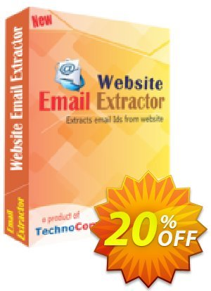 Website Email Extractor discount coupon Christmas OFF - awesome promotions code of Website Email Extractor 2020