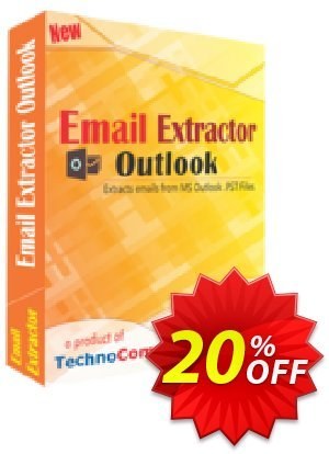 Email Extractor Outlook Coupon, discount Christmas OFF. Promotion: marvelous sales code of Email Extractor Outlook 2020