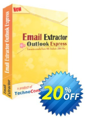 Email Extractor Outlook Express Coupon, discount Christmas OFF. Promotion: amazing promotions code of Email Extractor Outlook Express 2020