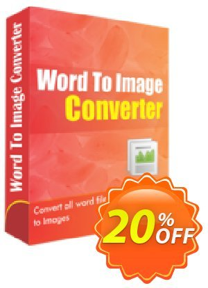 Word to Image Converter Coupon, discount Christmas OFF. Promotion: formidable offer code of Word to Image Converter 2020