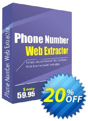 Phone Number Web Extractor Coupon, discount Christmas OFF. Promotion: special promo code of Phone Number Web Extractor 2021