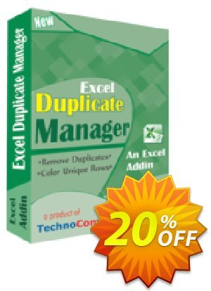 Execl Duplicate Manager Coupon, discount Christmas OFF. Promotion: big sales code of Execl Duplicate Manager 2020