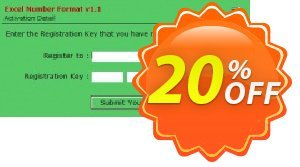 Excel Number Date Format Coupon, discount Christmas OFF. Promotion: stunning sales code of Excel Number Date Format 2020