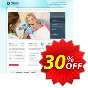 Medica Coupon, discount GR9F4D30. Promotion: super offer code of Medica 2021