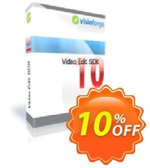 Video Edit SDK Premium - One Developer Coupon, discount 10%. Promotion: wondrous promotions code of Video Edit SDK Premium - One Developer 2019