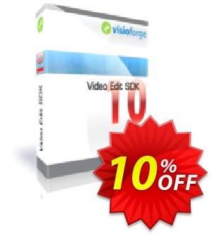Video Edit SDK Professional - One Developer Coupon, discount 10%. Promotion: wonderful discount code of Video Edit SDK Professional - One Developer 2019