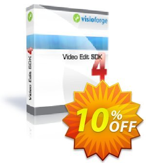 Video Edit SDK Professional with Source Code - One Developer discount coupon 10% - stirring deals code of Video Edit SDK Professional with Source Code - One Developer 2020