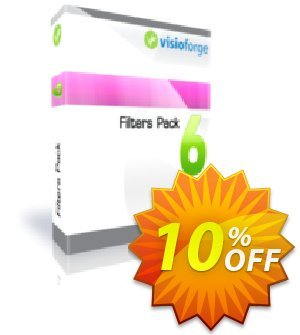 Filters Pack - One Developer Coupon, discount 10%. Promotion: excellent discount code of Filters Pack - One Developer 2019
