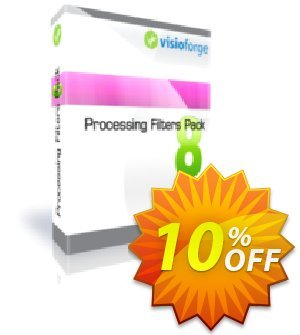 Processing Filters Pack - One Developer Coupon, discount 10%. Promotion: hottest discounts code of Processing Filters Pack - One Developer 2019