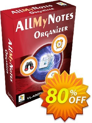 All My Notes Organizer - Deluxe Edition (Desktop/Portable) Coupon, discount 33% off coupon. Promotion: big discounts code of All My Notes Organizer - Deluxe Edition (Desktop/Portable) 2019