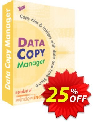 WindowIndia Data Copy Manager discount coupon Christmas OFF - hottest promotions code of Data Copy Manager 2020