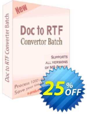 WindowIndia Doc to RTF Converter Batch Coupon, discount Christmas OFF. Promotion: awful promo code of Doc to RTF Converter Batch 2021