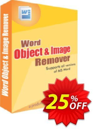 Word Object and Image Remover Coupon, discount 25% OFF. Promotion: formidable promo code of Word Object and Image Remover 2019