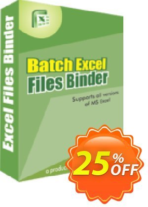 WindowIndia Batch Excel Files Binder Coupon, discount Christmas OFF. Promotion: stirring deals code of Batch Excel Files Binder 2020