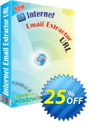 Internet Email Extractor URL Coupon, discount 25% OFF. Promotion: amazing promo code of Internet Email Extractor URL 2019