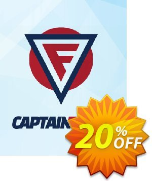 Captainform Hero Coupon discount Special Partner Discount