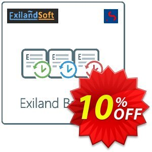 Exiland Backup Professional Coupon, discount Exiland Backup Professional Excellent sales code 2020. Promotion: awful discount code of Exiland Backup Professional 2020