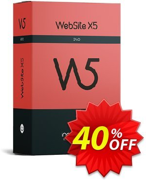 WebSite X5 Evo discount coupon aff2020 - dreaded discounts code of WebSite X5 Evo 2020