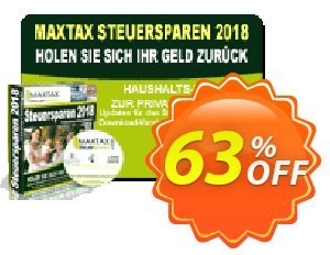 MAXTAX Steuersparen 2018 Starter Spar-ABO割引コード・MAXTAX 2013 - LandGourmet キャンペーン:formidable deals code of MAXTAX Steuersparen 2020 Starter Spar-ABO 2020