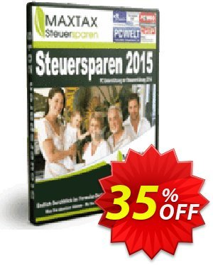 MAXTAX Steuersparen 2015 Standard Coupon, discount NEUKUNDEN-AKTION 2015. Promotion: fearsome sales code of MAXTAX Steuersparen 2015 Standard 2019